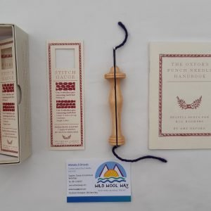 Boxed Oxford Punch Needle 14 Fine