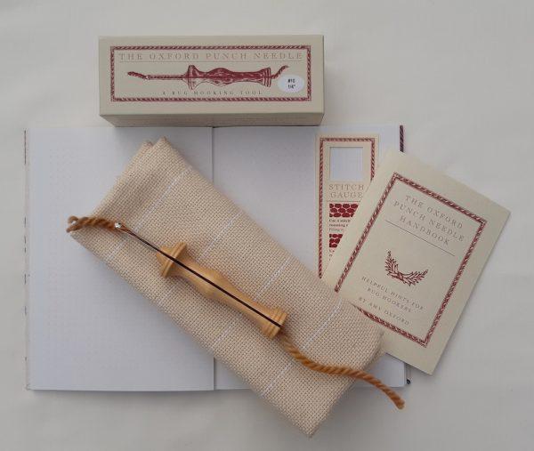 Punch needle gift set