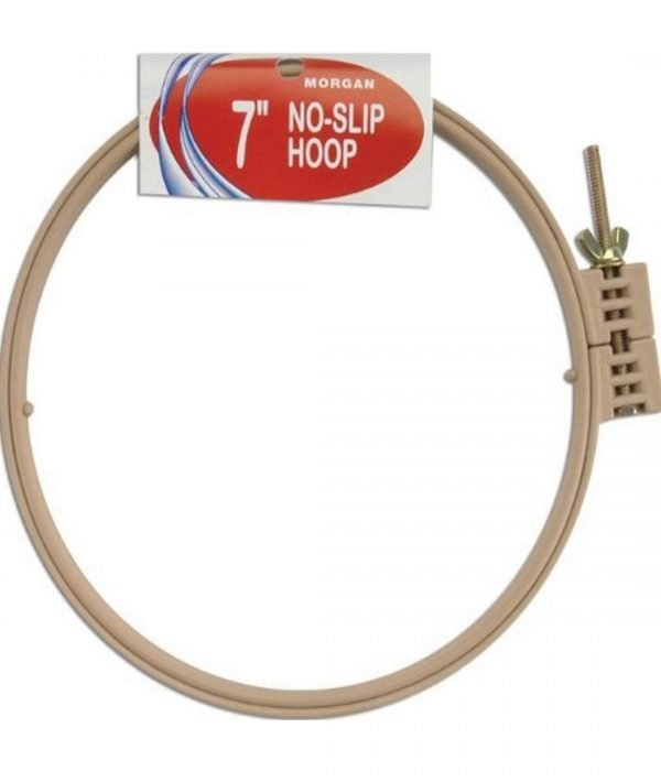 Morgan No Slip Hoops are one of the best frames for punch needle