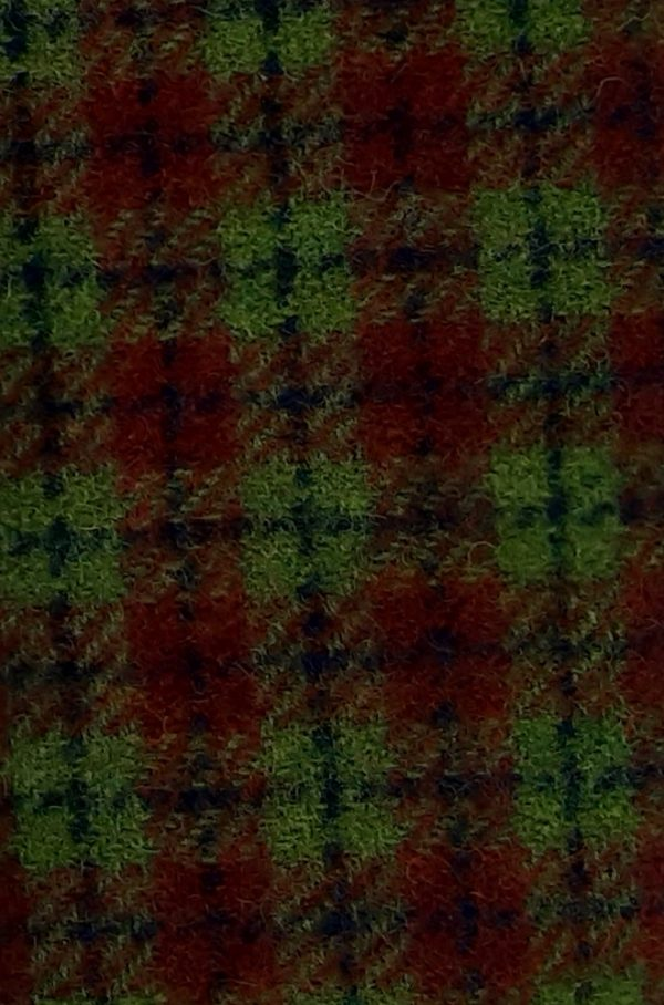 Wool is one of foundation cloths for punch needle craft