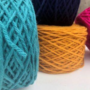 Collection of Rug Yarn